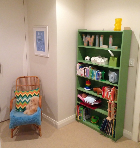 Will's Room (the other side)