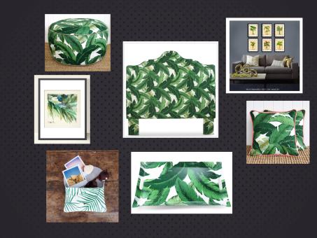 Palm leaf 2