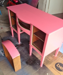 Pink desk 7